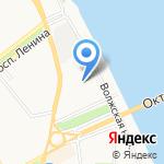 Независимость на карте Ярославля