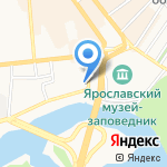 Лайт Строй на карте Ярославля