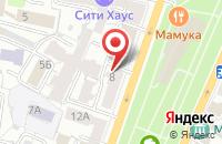 Схема проезда до компании Happy Days в Ярославле