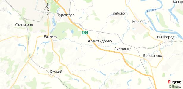 Марьино-2 на карте