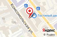 Схема проезда до компании Сотовик в Ярославле
