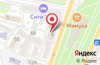 Схема проезда до компании Кировский районный суд г. Ярославля в Ярославле