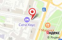 Схема проезда до компании Мировые судьи Кировского района в Ярославле