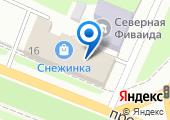 Букмекер Холл на карте