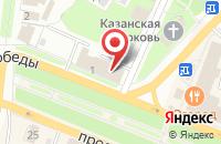 Схема проезда до компании Дельта РСТ в Астрахани
