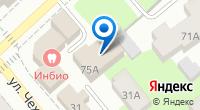 Компания Пожсервис на карте