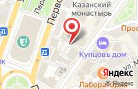 Схема проезда до компании The generals of industry в Ярославле