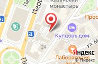 Схема проезда до компании Самое время в Ярославле