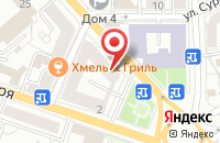 Схема проезда до компании Traveler`s Coffee в Ярославле