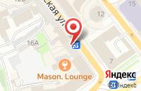 Схема проезда до компании Эйджи в Ярославле