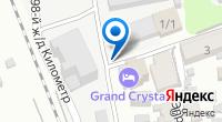 Компания Эпрон на карте