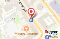 Схема проезда до компании Билайн Домашний интернет в Ярославле