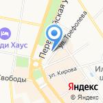 ЯрославльАгропромТехснаб на карте Ярославля