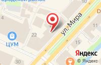 Схема проезда до компании Мастерская по ремонту обуви в Вологде