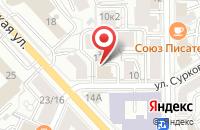 Схема проезда до компании Деловая Россия в Ярославле