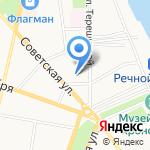 Лойер на карте Ярославля
