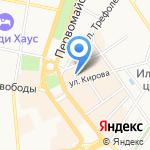 Р-ФАРМ на карте Ярославля