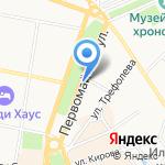 Nail Queen на карте Ярославля