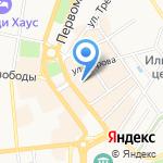 Правовед на карте Ярославля
