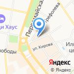 Zeppelin на карте Ярославля