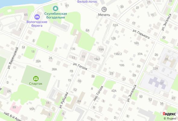 жилой комплекс по ул. Гоголя 17