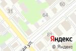 Схема проезда до компании UP-decor в Вологде