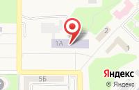 Схема проезда до компании АСТ в Рассвете