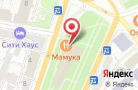 Схема проезда до компании Базилио в Ярославле