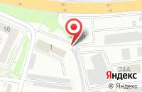 Схема проезда до компании Ярославский таможенный пост в Ярославле