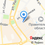 Entrare на карте Ярославля