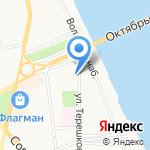 Ярунисервис на карте Ярославля
