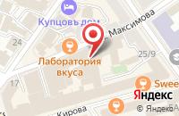 Схема проезда до компании Соображариум в Ярославле