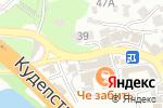 Схема проезда до компании УралСиб в Сочи