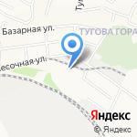Раскладушки Плюс на карте Ярославля