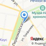 Первая ногтевая студия на карте Ярославля