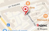 Схема проезда до компании Новый образ в Ярославле