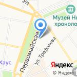 Секонд-хенд на карте Ярославля
