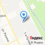Областная Фармация на карте Ярославля
