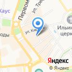Департамент имущества на карте Ярославля