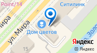 Компания ПластКом на карте