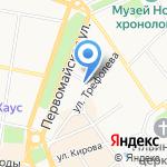 Н-Тех на карте Ярославля
