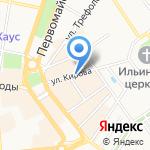 Управление Федеральной службы по надзору в сфере связи на карте Ярославля