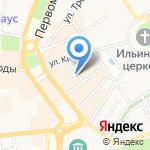 Azzurro на карте Ярославля