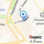 Ренессанс Жизнь на карте Ярославля