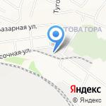 Вира на карте Ярославля