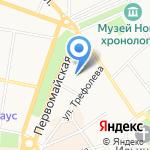 Ателье цветов Ярославы Диваевой на карте Ярославля