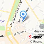 For You на карте Ярославля