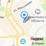 Дом ткани на карте Ярославля