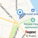 АльфаТур на карте Ярославля