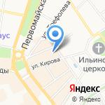 Rocks Bar на карте Ярославля
